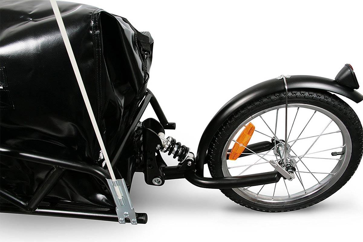 Venture Gear One Wheel Cargo Trailer